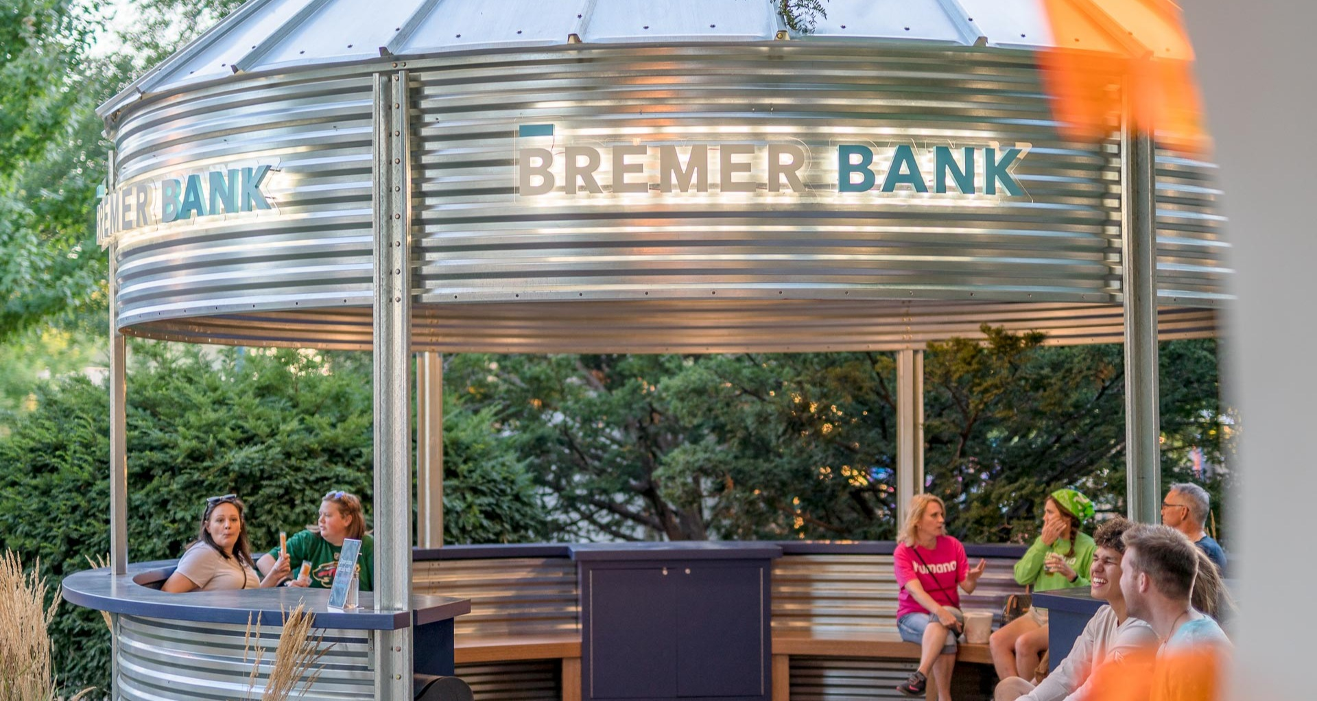 Bremer Bank at the Minnesota State Fair